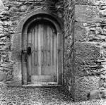 Doorway of Ashtown Castle