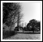 Wellington Monument and railings