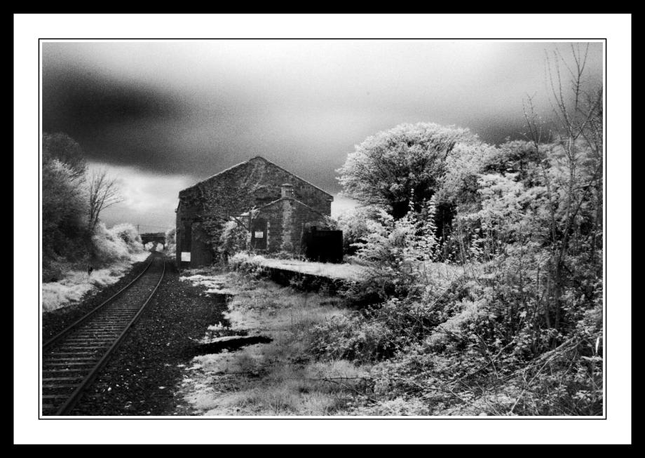 Cloughjordan Train Tracks